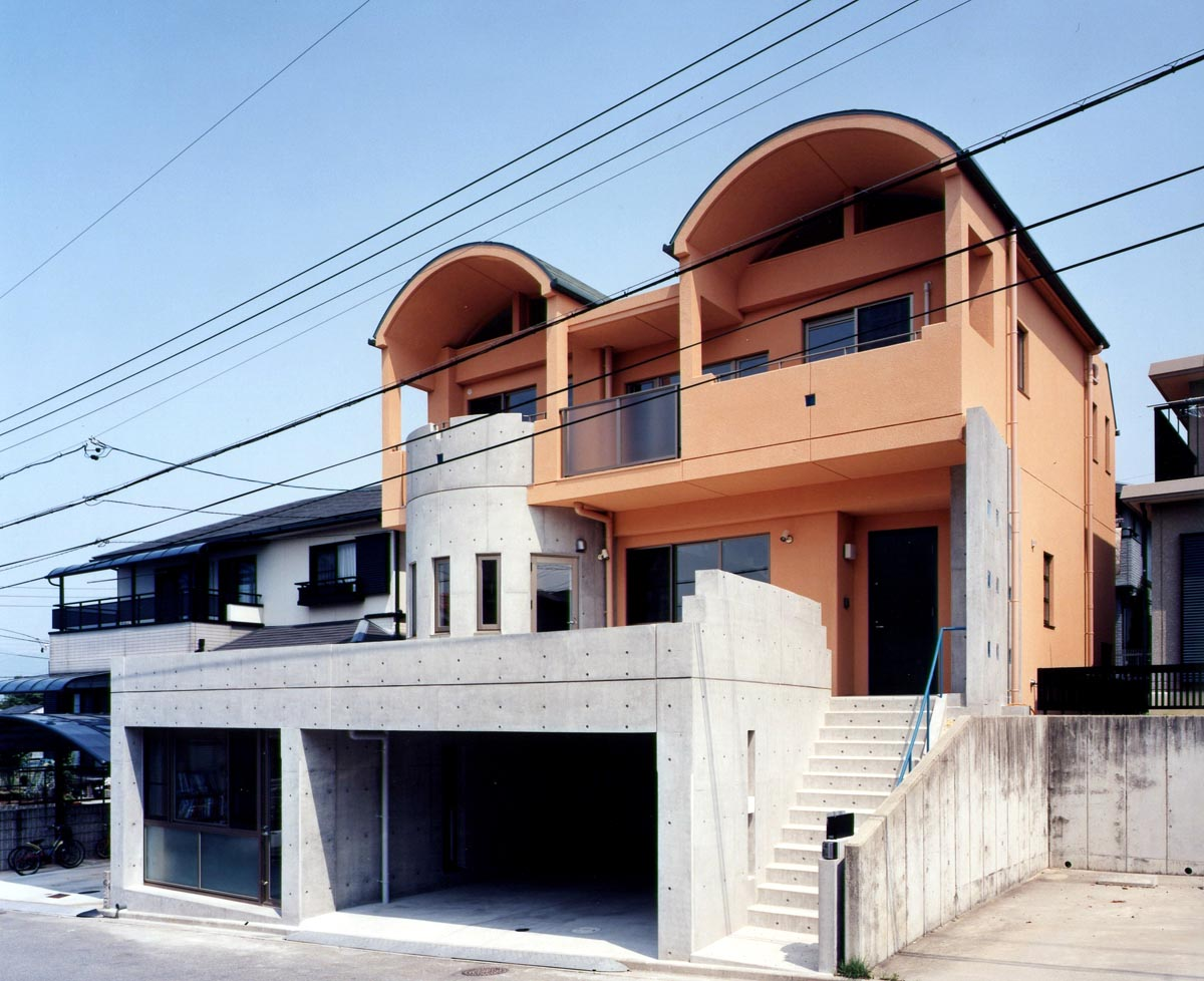 Double Dome House