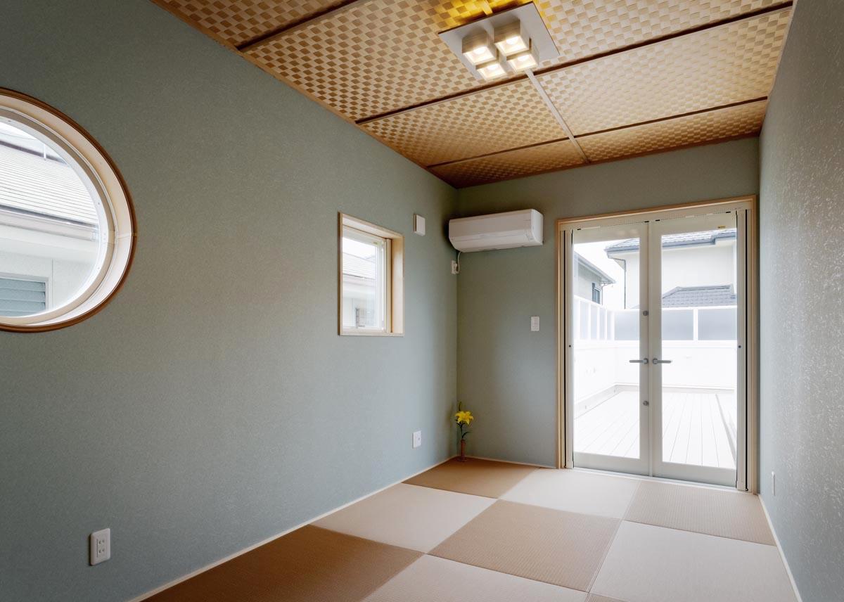 ミントブルーの家(名古屋市緑区)_06