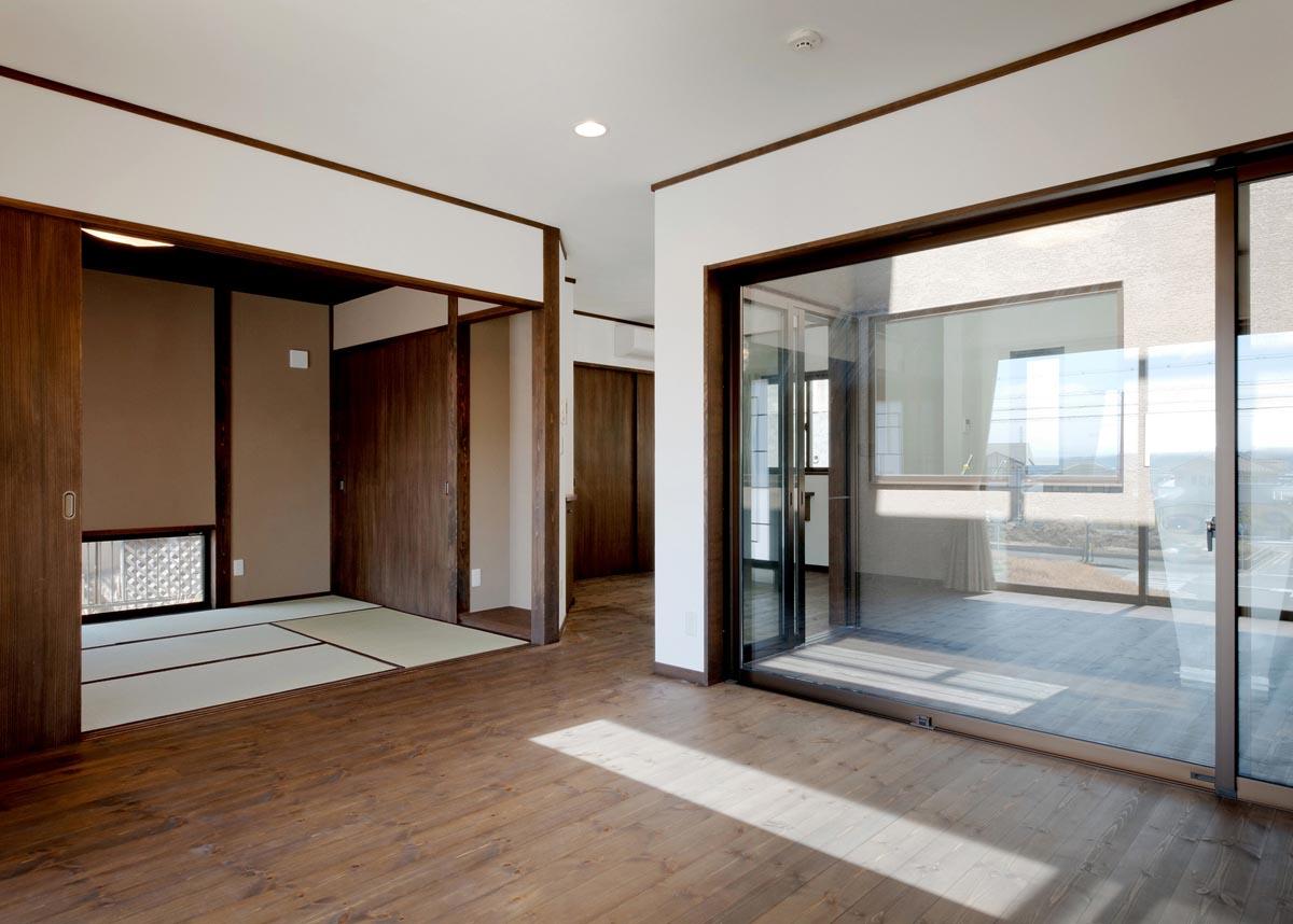 眺望の家(三重県桑名市)_04